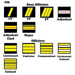 Grades de Portes Carte Police NationaleGM
