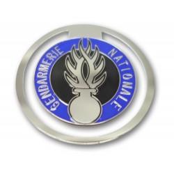 Marque Page Gendarmerie