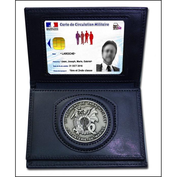 Porte carte professionnelle police nouveau format - Porte carte administration penitentiaire ...