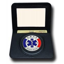 Porte Carte 2 volets UMPS Administratif Accueil PCA001Accueil