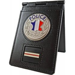 Porte Carte Patrouilleur Police