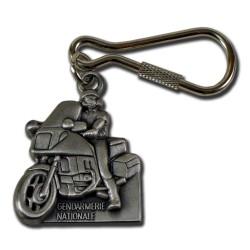 Porte clés Gendarmerie Motard Accueil PCLG09Accueil