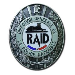 Plaque de Ceinture RAID Accueil PCE901Accueil