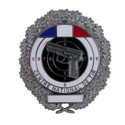 Plaque Moniteur de Tir Accueil CNT50Accueil