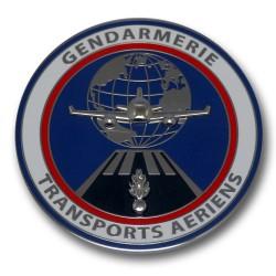 Médaille de Table Gendarmerie Transports aeriens GTA Accueil MDG05Accueil