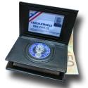 Porte Carte 3 volets Gendarmerie Administratif