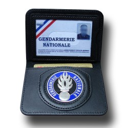Porte Carte 2 volets Gendarmerie Administratif Accueil PCA001Accueil