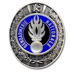 Plaque de Ceinture Gendarmerie