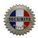 Porte carte sécurité privée
