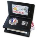 Porte carte police 3 Volets
