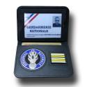 Porte carte gendarmerie 2 Volets